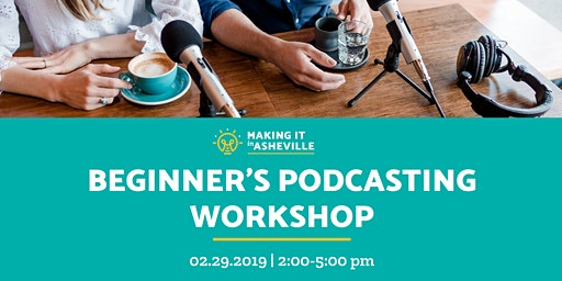 Beginner's Podcasting Workshop