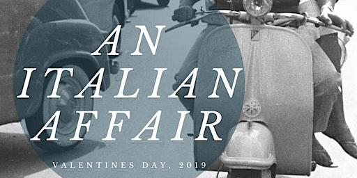 Turntable Supper Club: An Italian Affair