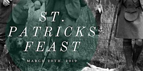 Turntable Supper Club: St. Patricks' Feast  tickets
