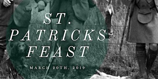Turntable Supper Club: St. Patricks' Feast