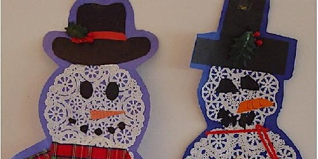 Toddler Tales- Snowman tickets