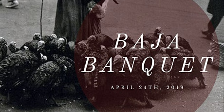 Turntable Supper Club: Baja Banquet  tickets