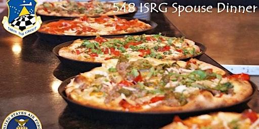 548 ISRG Spouse Dinner