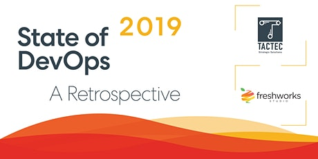 State of DevOps 2019 a Retrospective tickets