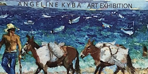 Angeline Kyba Art Exhibition