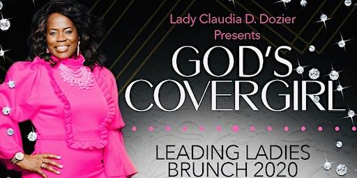 GOD'S COVERGIRL  Leading Ladies Brunch 2020