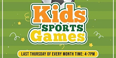Kids Sports Games CityPlace Doral