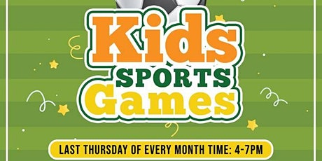 Kids Sports Games CityPlace Doral tickets