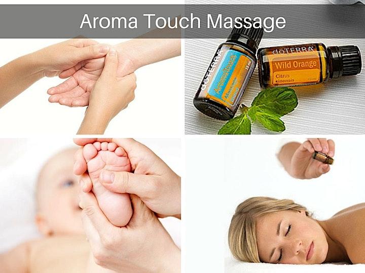 Immagine GENOVA Corso AromaTouch Technique dōTERRA