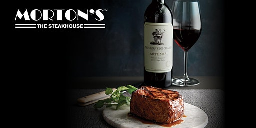 A Taste of Two Legends - Morton's Orlando