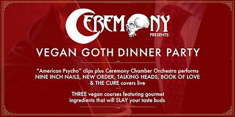 Vegan Goth Dinner Party tickets
