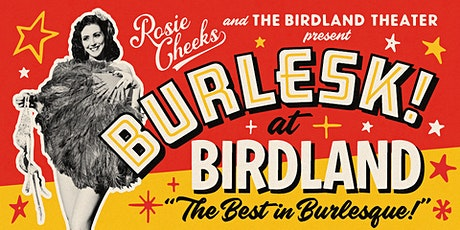 BURLESK! at BIRDLAND MIDNIGHT SHOW! tickets