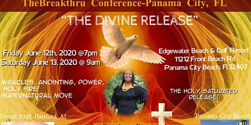 "TheBreakthru ""The Divine Release"" Conference"