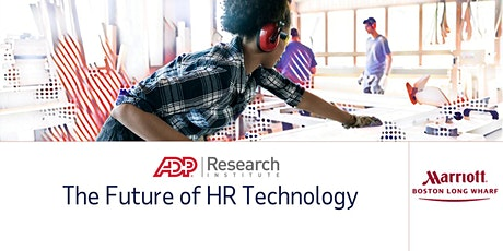 ADP Knowledge Summit- The Future of HR Technology tickets