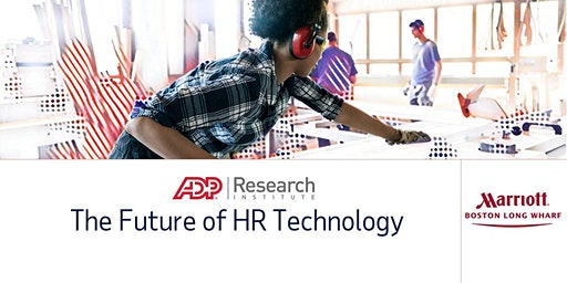 ADP Knowledge Summit- The Future of HR Technology