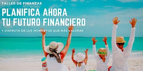 Planifica Tu Economía y Finanzas Personales tickets