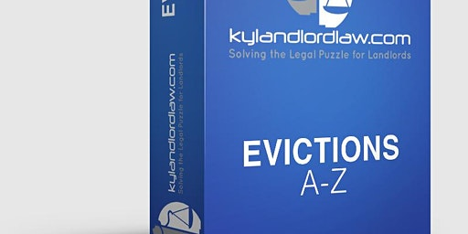 Landlord Education Conference: Evictions from A-Z