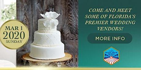 Royal Palm Beach's Inaugural Bridal Expo tickets