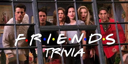 FRIENDS Trivia Night at Guac y Margys