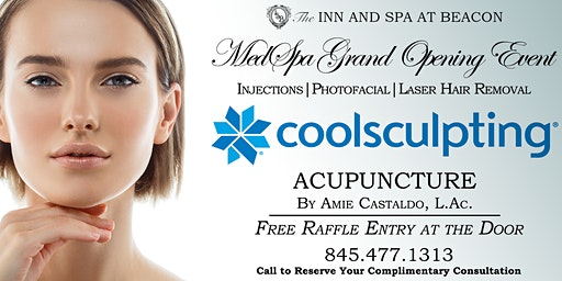 Grand Opening of MedSpa at The Inn And Spa At Beacon