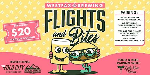 Flights & Bites at WestFax!