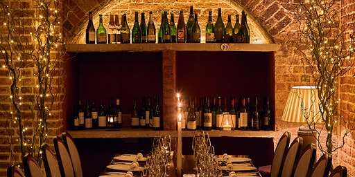 Judgment of Paris - Wine Dinner at Cliveden House