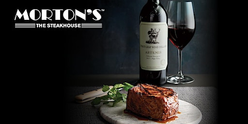 A Taste of Two Legends - Morton's San Diego