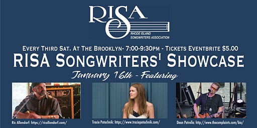 RISA Songwriters' Showcase