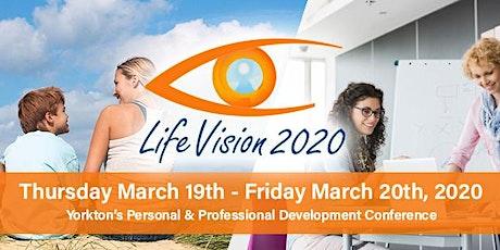 LifeVision2020 tickets
