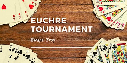 Euchre Night at Escape