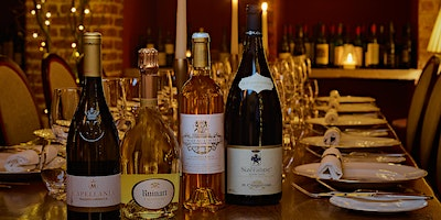 Sparkling Wine from Around the World - Wine Dinner