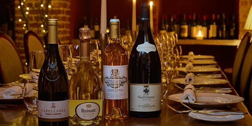 Sparkling Wine from Around the World - Wine Dinner at Cliveden House