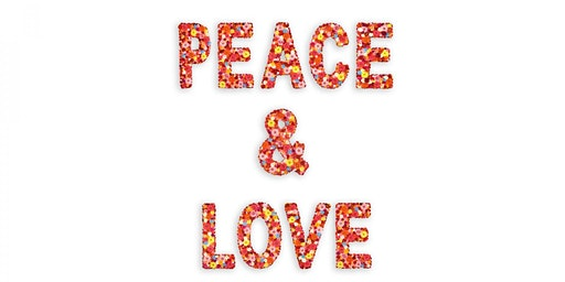 Power of Art: Peace and Love Flower Workshops