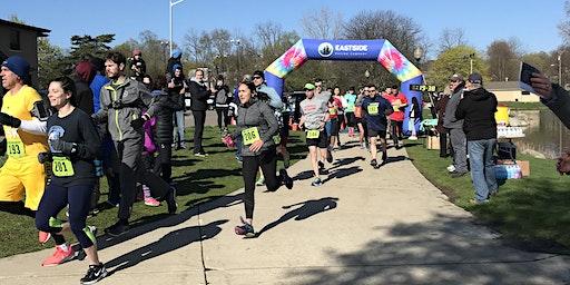 2020 RARA Earth Day Kids 1 Mile Run and 5K Run