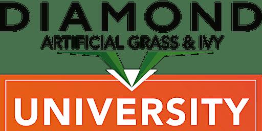 Diamond University Artificial Grass Installation Class (ENGLISH)