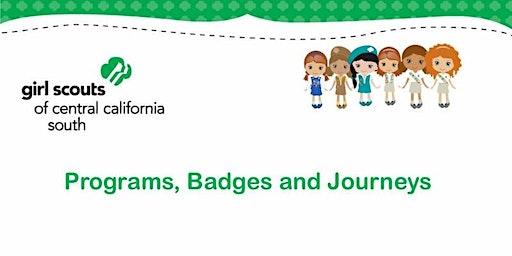Programs, Badges, Journeys (PB&J) - Fresno