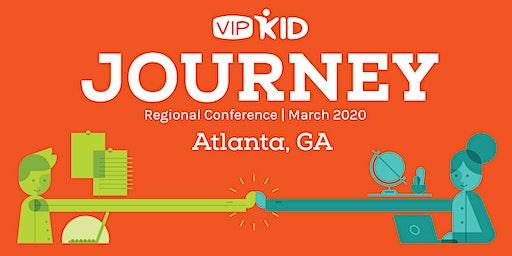 VIPKid Journey Conference - Atlanta