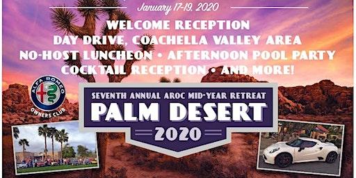 7th Annual AROC Winter Retreat
