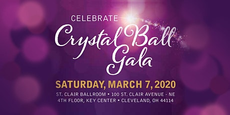 Crystal Ball Gala tickets
