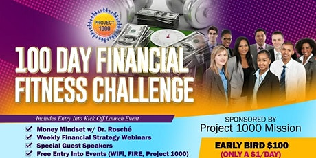 100 Day Financial Fitness Challenge  tickets
