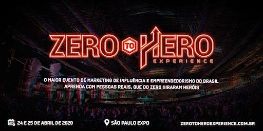 Zero To Hero Experience 2020