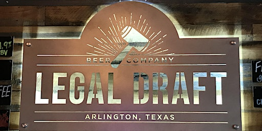 January Beer Dinner with Legal Draft Beer Company