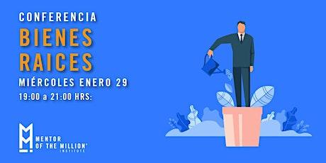 Conferencia: Bienes Raíces | Puebla, Puebla boletos