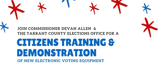 Citizens Training & Demonstration