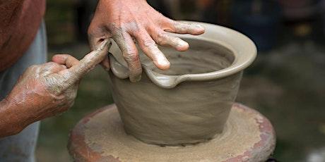 Imirt Cré – Pottery & Pints tickets