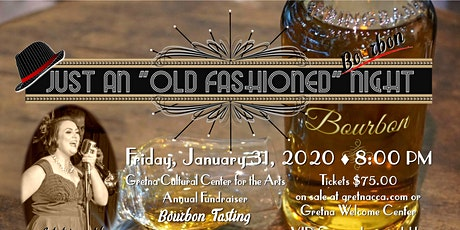 """Just an """"Old Fashioned"""" Bourbon Night tickets"""
