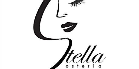 Story Slam at  Irresistible  At Stella Osteria tickets