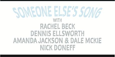 Dennis Ellsworth - Amanda Jackson & Dale McKie - Nick Doneff - Rachel Beck tickets