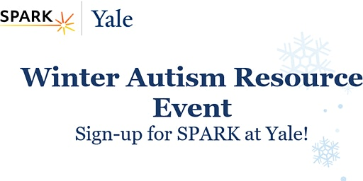 SPARK Winter Autism Resource Event