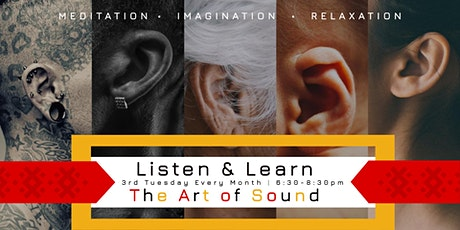 Listen & Learn tickets
